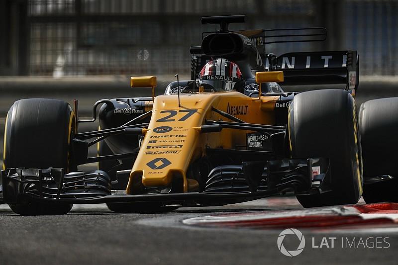 Renault espera que la regla de tres motores por año sea derogada