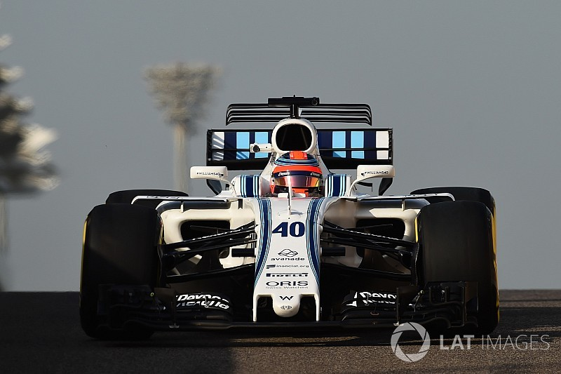 What Williams learned from Kubica's test