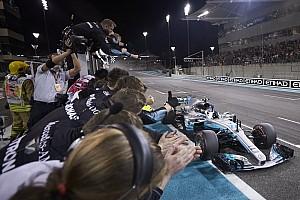 Formule 1 Commentaire Que retenir du Grand Prix d'Abu Dhabi?