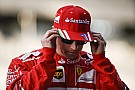 Räikkönen és az otthoni kemény nyakedzés