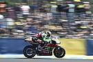 MotoGP Алеш Эспаргаро потеряет три стартовые позиции в Барселоне