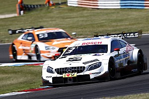 DTM Qualifying report Hungaroring DTM: Di Resta on pole after Auer mistake
