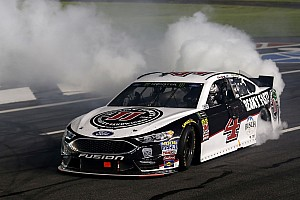 NASCAR Cup Interview Kevin Harvick enjoying the moment as