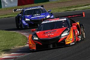 ARTA NSX-GTが今季初優勝、バトンは今季2度目の2位表彰台を獲得