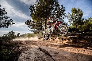 Dakar Noticias de última hora Una de las Honda para el Dakar fue robada en Le Havre