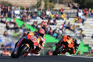 MotoGP Crónica de Clasificación Márquez buscará el título en Valencia desde la pole
