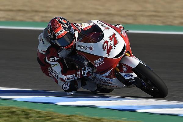 Moto3 速報ニュース Moto3スペイン決勝:エッテル初優勝、鳥羽表彰台を争うも9位、鈴木6位