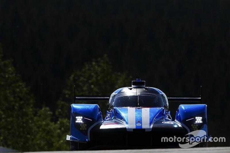 Ginetta LMP1 mundur dari WEC Fuji