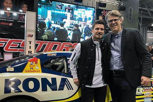 Alex Tagliani and 22 Racing unveil new sponsor