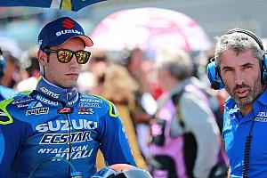 MotoGP Motorsport.com hírek Rins két évre hosszabbított a Suzukival