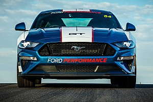 Supercars Breaking news Supercars Mustang won't follow Holden customer path