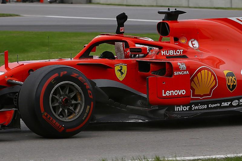 Ferrari, Shell'in katkılarından memnun