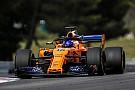 Alonso a calmé les ardeurs de McLaren à la radio