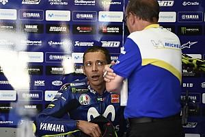 Une mauvaise allocation de pneus? Michelin répond à Rossi