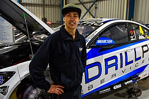 Supercars Breaking news Covers come off BJR Supercars wildcard