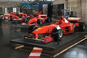 Formule 1 Actualités Une nouvelle exposition sur Michael Schumacher a été dévoilée