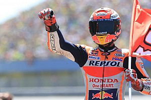 MotoGP Race report Assen MotoGP: Marquez wins after stunning fight