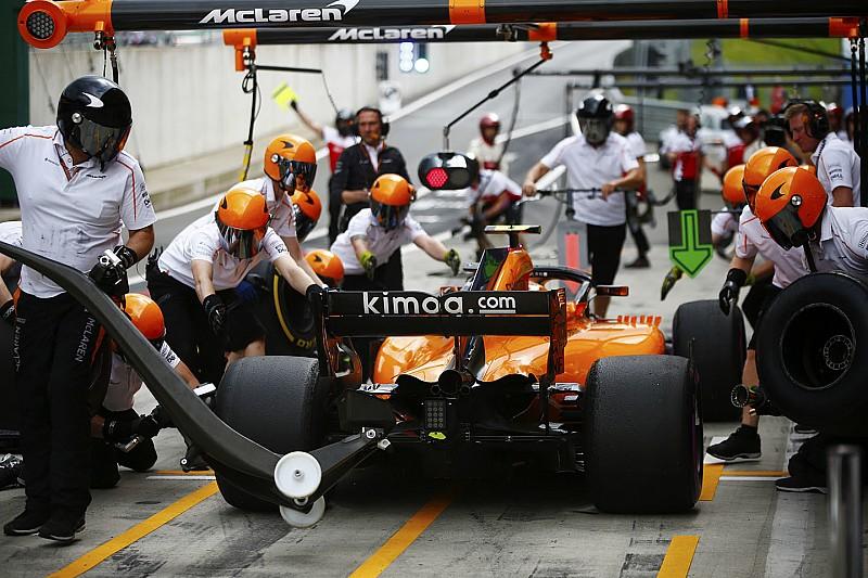 McLaren, sorunları çözmek için cuma günlerini
