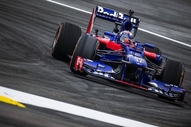 Képgaléria Marc Marquez élete első F1-es tesztjéről: azonnal gyors volt