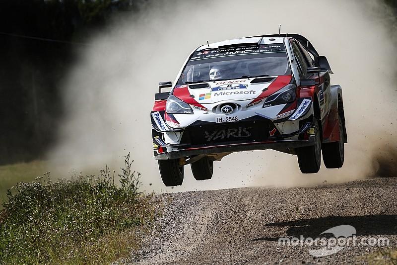 WRCフィンランド速報:オット・...
