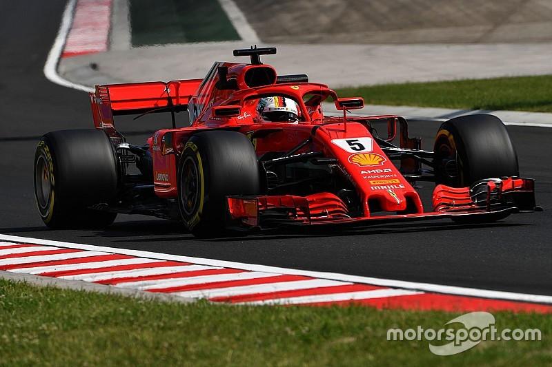 Hungaroring, Libere 3: Vettel detta il passo, ma Bottas non è affatto lontano