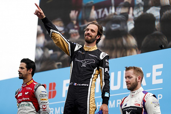 Formula E Vergne hails Techeetah turnaround after