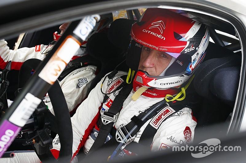 Meeke dans le viseur de Toyota pour un retour en WRC