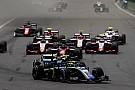 FIA F2 F2 admits number of car issues