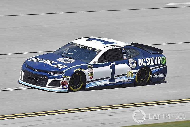 NASCAR alterará la placa restrictora en Talladega
