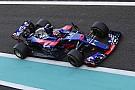 Toro Rosso despista sobre punições de motor em 2018