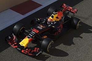 Fórmula 1 Noticias Red Bull revela nuevo logo para 2018 ya con Aston Martin