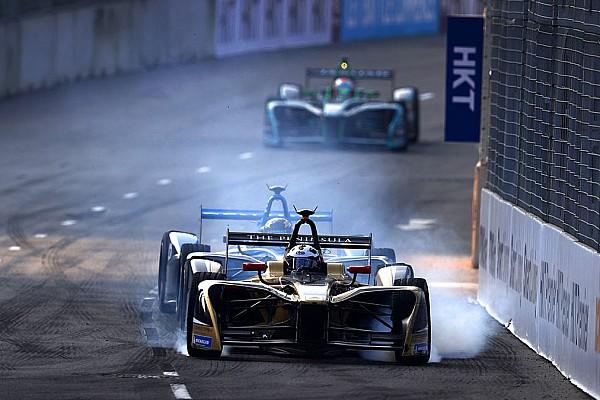 Formule E Actualités Lotterer n'a
