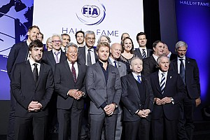 Formula 1 Breaking news FIA launches new Hall of Fame