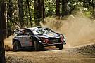 WRC Paddon et Sordo vont se partager la troisième Hyundai