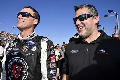 Tony Stewart talks Indy 500, Roger Penske and his SHR team