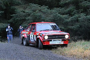 Vintage Breaking news Ford pairing win revived RAC Rally