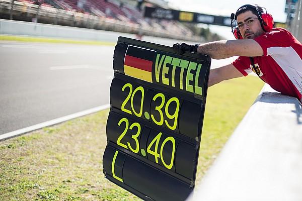Forma-1 Vettel egymaga többet tesztelt, mint a McLaren