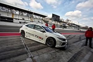 TCR Ultime notizie Europe: Viktor Davidovski con la nuova Honda della PSS Racing