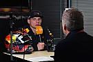 Fórmula 1 Max Verstappen assina contrato com TV holandesa
