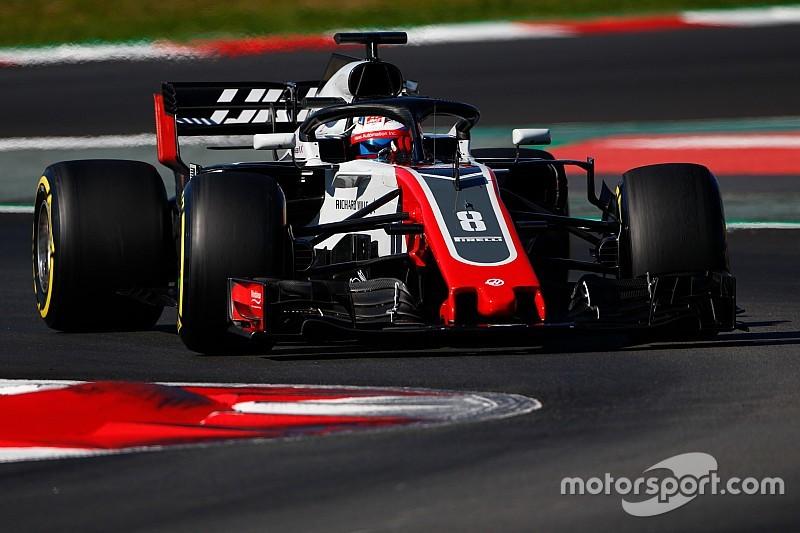 Apesar de bons testes, Haas mantém pés no chão para ano