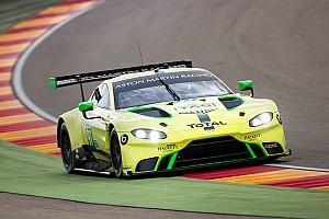 WEC News Aston Martin: Neuer Vantage hat schon 20.000 Kilometer abgespult