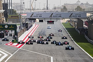 FIA F2 速報ニュース 【動画】2018年FIA F2選手権開幕戦バーレーン レース1ハイライト
