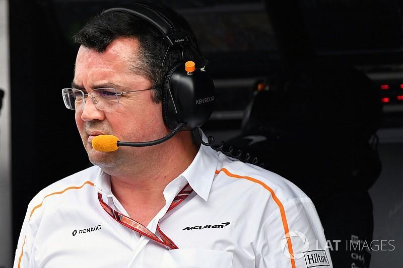 Boullier, McLaren personeline verilen