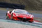 GT-Masters Warum Luca Ludwig plötzlich Ferrari fährt