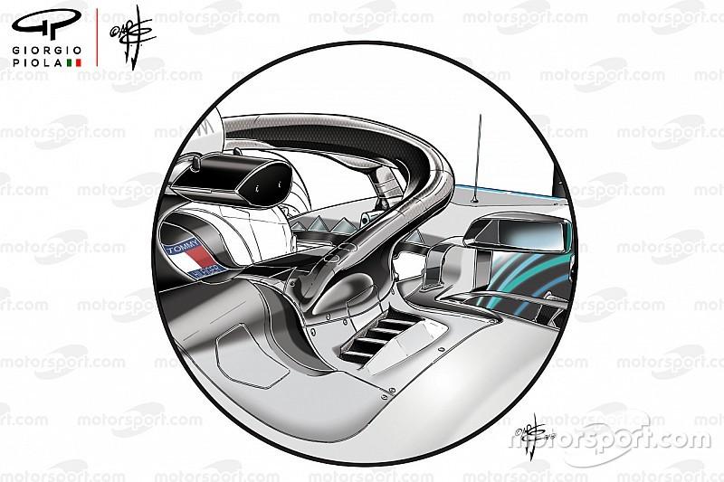 У Mercedes проблемы с перегревом мотора. Что будет в жарком Бахрейне?