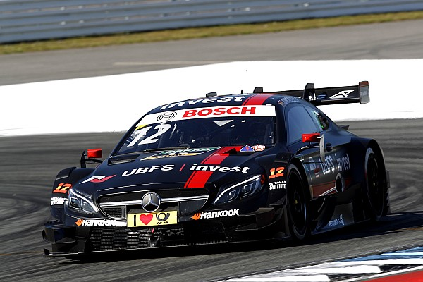 Mercedes-AMG DTM Team leaves Spielberg as leaders in the championship