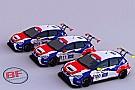 La BF Motorsport porta in pista ben tre Seat Leon Racer TCR