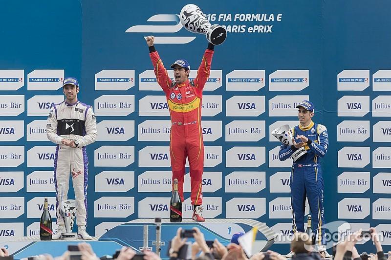Paris ePrix: Di Grassi dominates for third win of campaign