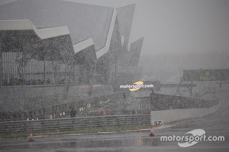 Silverstone WEC: terceros entrenamientos cancelados por la nieve