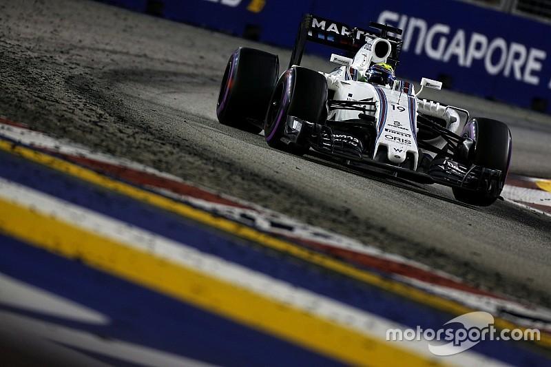 Колонка Масси: боротьба на найгіршій для Williams трасі